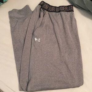 New without tags under armour joggers